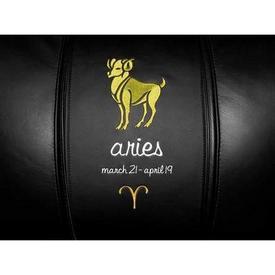 Aries Yellow Logo Panel
