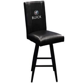Swivel Bar Stool 2000 with Buick Logo