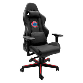 Xpression Gaming Chair with Chicago Cubs Logo