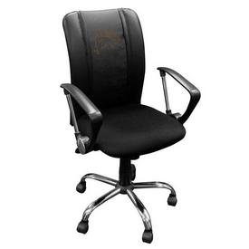 Curve Task Chair with Horse Head Logo Panel