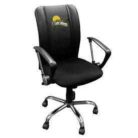 Curve Task Chair with Iguana Logo Panel