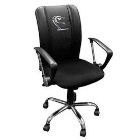 Curve Task Chair with Figure Skater Layback Logo Panel