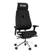 PhantomX Gaming Chair with Carolina Panthers