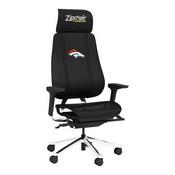 PhantomX Gaming Chair with Denver Broncos