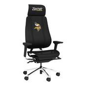 PhantomX Gaming Chair with Minnesota Vikings