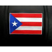 Puerto Rican Flag Logo Panel