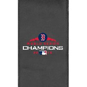 Boston 2018 Champs Logo - Red Sox