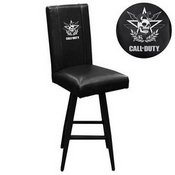 Swivel Bar Stool 2000 with Call of Duty East Top Level Faction Logo