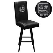 Swivel Bar Stool 2000 with Call of Duty Faction Lock Up Logo