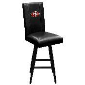 Swivel Bar Stool 2000 with San Francisco 49ers