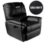 Rocker Recliner with Call of Duty Logo