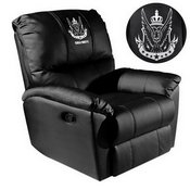 Rocker Recliner with Call of Duty West Top Level Faction Logo