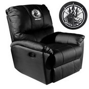 Rocker Recliner with Call of Duty JSOF Logo