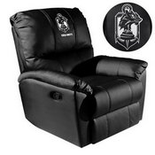Rocker Recliner with Call of Duty Demon Dogs Logo