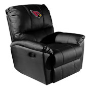 Rocker Recliner with Arizona Cardinals