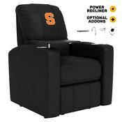 Stealth Recliner Power Plus with Syracuse Orange Logo