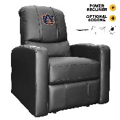 Stealth Recliner Power Plus with Auburn Tigers Logo