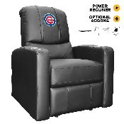 Stealth Power Plus Recliner with Chicago Cubs Logo
