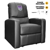 Stealth Power Plus Recliner with Sacramento Kings