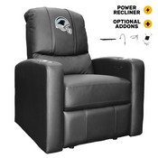 Stealth Recliner Power Plus with Carolina Panthers