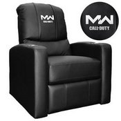 Stealth Recliner with Call of Duty Modern Warfare Icon Logo