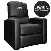 Stealth Recliner with Call of Duty Modern Warfare Stacked Logo