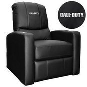 Stealth Recliner with Call of Duty Logo