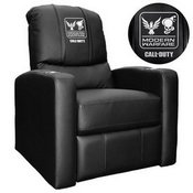Stealth Recliner with Call of Duty Small Scale Faction Lock Up Logo
