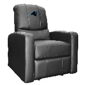 Stealth Recliner with Carolina Panthers
