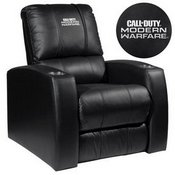 Relax Recliner with Call of Duty Modern Warfare Stacked Logo