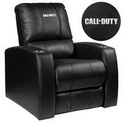 Relax Recliner with Call of Duty Logo