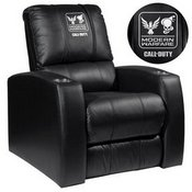 Relax Recliner with Call of Duty Small Scale Faction Lock Up Logo