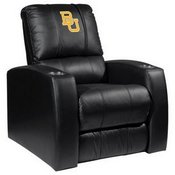 Relax Recliner with Baylor Bears Logo