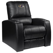 Relax Recliner with Baltimore Ravens