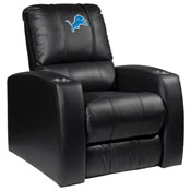Relax Recliner with Detroit Lions