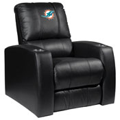 Relax Recliner with Miami Dolphins