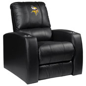 Relax Recliner with Minnesota Vikings