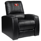 Relax Recliner with San Francisco 49ers