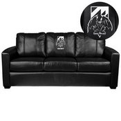 Silver Sofa with Call of Duty Chimera Logo