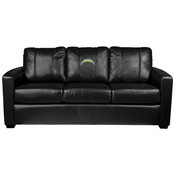Silver Sofa with Los Angeles Chargers