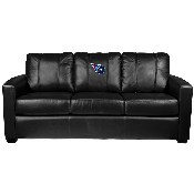 Silver Sofa with Tennessee Titans
