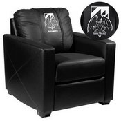 Silver Club Chair with Call of Duty Chimera Logo