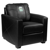 Silver Club Chair with Gift Logo Panel