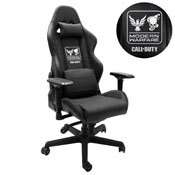 Xpression Gaming Chair with Call of Duty Small Scale Faction Lock Up Logo