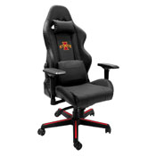Xpression Gaming Chair with Iowa State Cyclones Logo