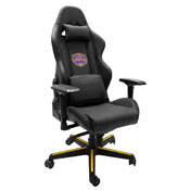 Xpression Gaming Chair with LSU Tigers National Champions Logo