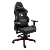 Xpression Gaming Chair with Gonzaga Bulldogs Logo