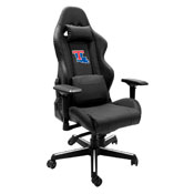 Xpression Gaming Chair with Louisiana Tech Bulldogs Logo