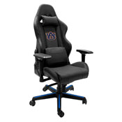 Xpression Gaming Chair with Auburn Tigers Logo