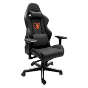 Xpression Gaming Chair with Baltimore Orioles Logo